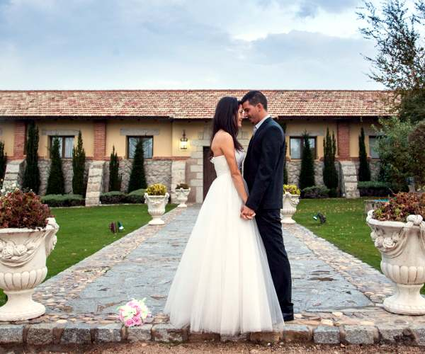 Boda civil valida, Finca Hormigal.